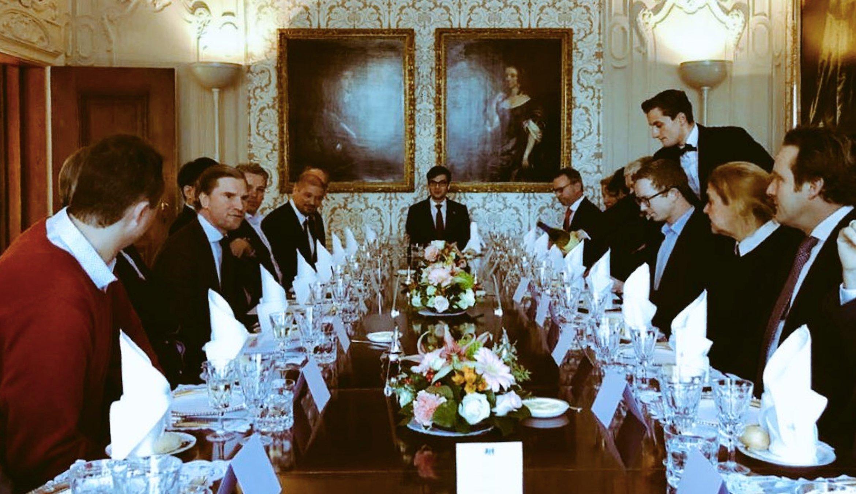 The Hague: Ambassador's Dinner - 2018